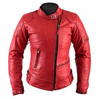 Helstons Ks 70 Ladies Jacket Red