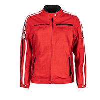 Helstons Queen Mesh Lady Jacket Red