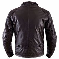 Helstons Hunt Leather Jacket Brown