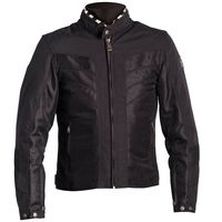 Helston River Mesh Jacket Black