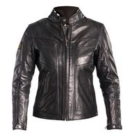 Helstons Sarah Natural Ladies Jacket Black