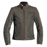 Helstons Sarah Mesh Ladies Jacket Military Green