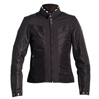 Helstons Sarah Mesh Ladies Jacket Black