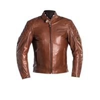 Helstons Scoty Natural Leather Jacket Camel