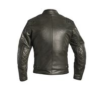 Helstons Scoty Natural Leather Jacket Green