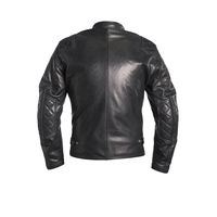 Helstons Scoty Natural Leather Jacket Black