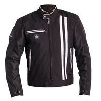 Helston Shelby Jacket Black White