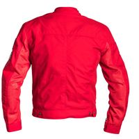 Helston Shelby Jacket Red White