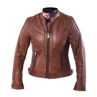 Helstons Star Soft Ladies Jacket Camel