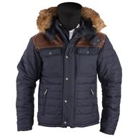 Helston Stuff Jacket Blue