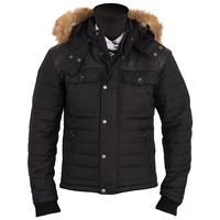 Helston Stuff Jacket Black