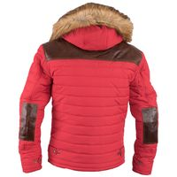 Helston Stuff Jacket Red