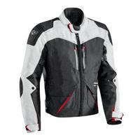 Ixon Arthus Jacket Black Grey Red