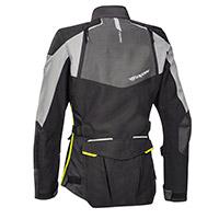 Ixon Balder Lady Jacket Black Grey Yellow