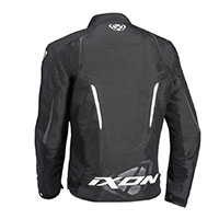 Ixon Cobra Jacket Black White