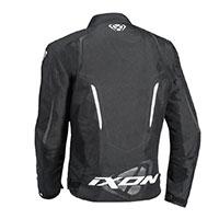 Ixon コブラジャケットブラックホワイト