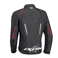Ixon Cobra Jacket Black Red