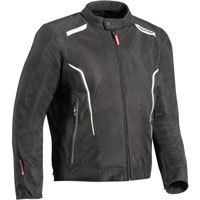 Ixon Cool Air C Perforated Textille Jacket Black
