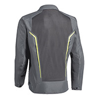 Blouson Ixon Cool Air Gris Jaune