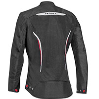 Ixon Cool Air Lady Jacket Black White Red