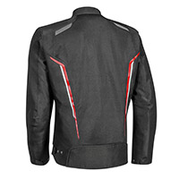 Blouson Ixon Cool Air Noir Blanc Rouge