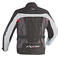 Ixon Corsica C schwarz Grau Rot - 2