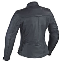 Ixon Crystal Slick Jacket Black  Lady