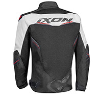 Ixon Draco Jacket Black Grey Red