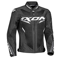 Ixon Draco Jacket Black White