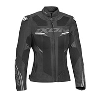 Ixon Draco Air Lady Jacket Black White