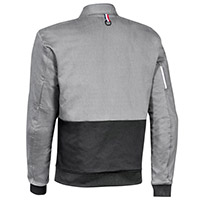 Ixon Fulham Jacket Grey Black