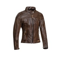 Ixon Crank Air Lady Jacket Brown