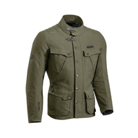 Ixon Exhaust Jacket Green