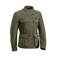 Ixon Exhaust Lady Jacket Green
