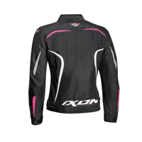 Ixon Sprinter Air Lady Jacket Black Fuchsia