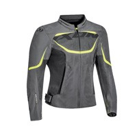 Ixon Sprinter Air Lady Jacket Yellow Gray