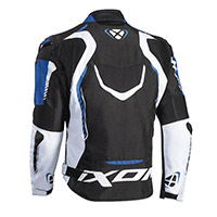 Ixon Gyre Jacket Black White Blue