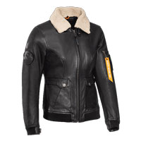 Ixon Havoc Lady Leather Jacket Black