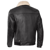Ixon Havoc Leather Jacket Black