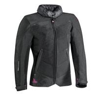 Ixon Jacket Helka Black Fuchsia Lady