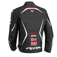 Ixon Matrix Evo Jacket Black Red