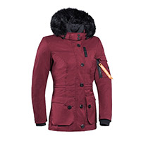 Ixon Ontario Lady Jacket Bordo