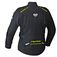 Ixon Protour Hp Black Yellow Fluo