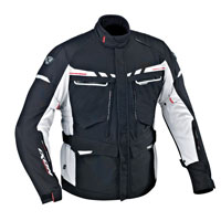 Ixon Protour Hp Black Grey Red