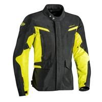 Ixon Summit 2 Jacket Black Yellow Fluo