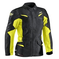 Ixon Jacket Summit 2 Lady Black Fluo Yellow