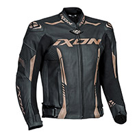 Ixon Vortex 2 Leather Jacket Black
