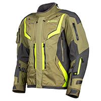 Klim Badlands Pro Sage Hi-vis Jacket