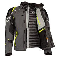Klim Kodiak Jacket Asphalt Hi-vis