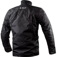 Ls2 Metropolis Jacket Black
